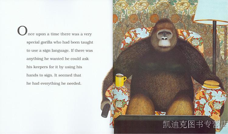 little beauty 平装 唱歌音频关于的大猩猩与小萌物的暖心故事