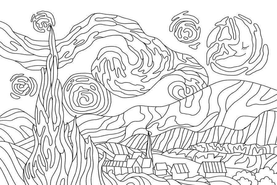把我的朋友画出来;把青青的草地画出来,把可爱的动物画出来;把开心的