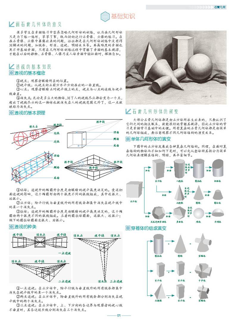 初一几何知识结构图