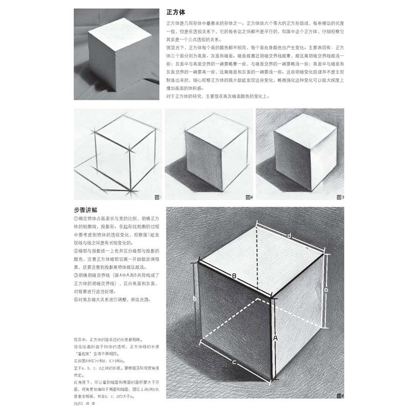绘画基础就是这一套——从结构到几何体 白雪松 9787229117733睿智启